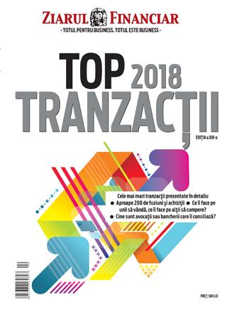 Anuarul Top Tranzacţii 2018