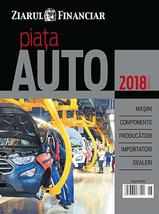 Anuarul Piaţa Auto 2018