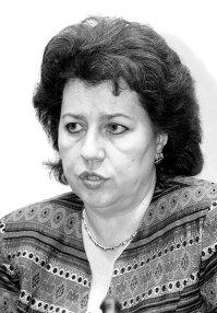 Gabriela Anghelache, presedintele CNVM