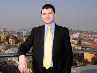 Radu Hanga, directorul general al societăţii BT Asset Management