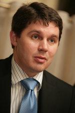 Nicolae Pascu, preşedintele societăţii de administrare a investiţiilor STK Financial