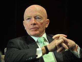 Declaraţie şoc a lui Mark Mobius: Tiparniţa de bani amână, nu împiedică crahul mondial