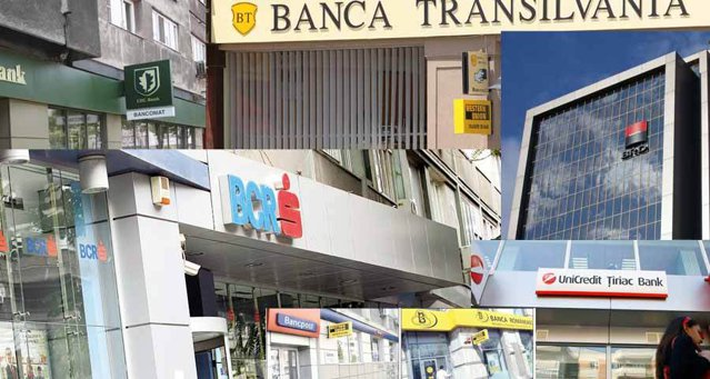 Topul celor mai mari 15 bănci pe 2012
