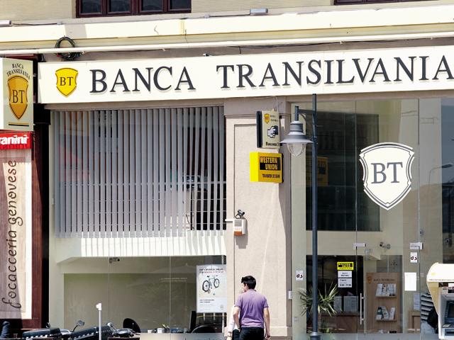 Banca Transilvania a trecut în categoria băncilor cu capital majoritar străin. 90% din activele bancare din România sunt controlate de străini