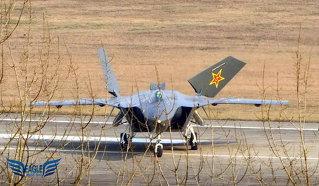 China confirmă primul test aerian al avionului invizibil