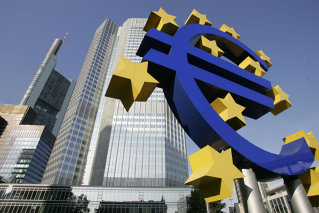 Depozitele băncilor europene în cadrul BCE au urcat la maximul istoric de 453 mld. euro