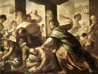 Până şi Isus îi ura pe bancheri