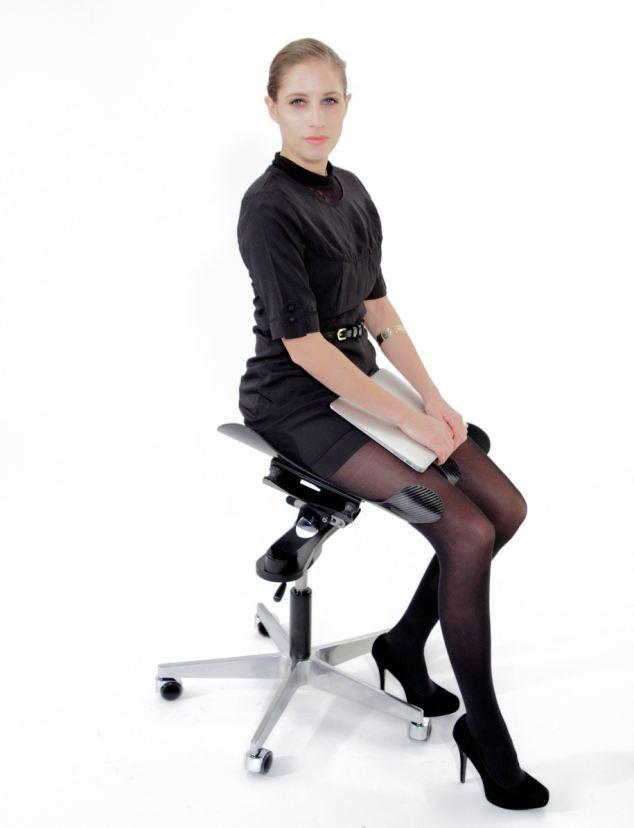 Cum arată scaunul de birou care generează starea de fericire. Galerie FOTO