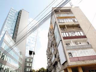 """Cu valoarea maximă a unei finanţări prin """"Prima casă"""", adică 57.000 de euro, poate fi cumpărat un apartament de 53 mp în cartierul Titan"""