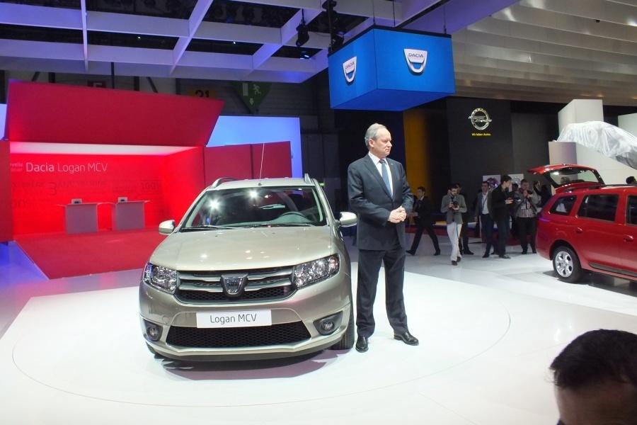 Dacia îşi continuă ofensiva cu noul Logan MCV şi prezintă seria limitată Duster Aventure. Galerie FOTO-VIDEO