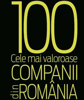 E-Paper: Top 100 Cele mai valoroase companii din România