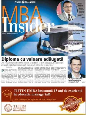 E-Paper: MBA Insider