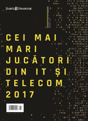 E-Paper: Cei mai mari jucători din IT şi telecom 2017