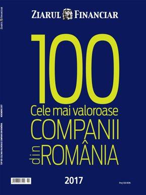 E-Paper: 100 Cele mai valoroase companii din România. 2017