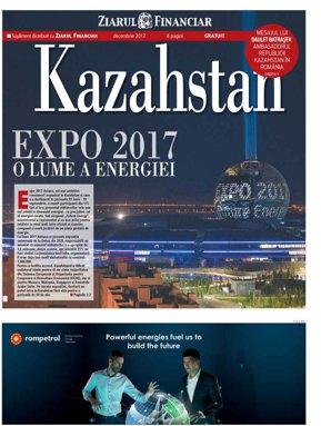 E-Paper: Supliment Kazahstan