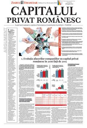 E-Paper: Capitalul privat românesc
