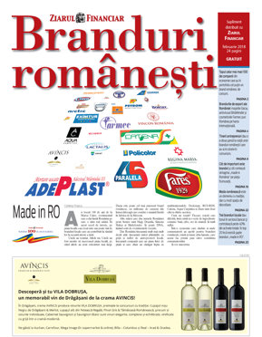 E-Paper: Branduri româneşti
