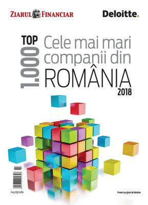 E-Paper: Top 1.000 Cele mai mari companii din România. 2018