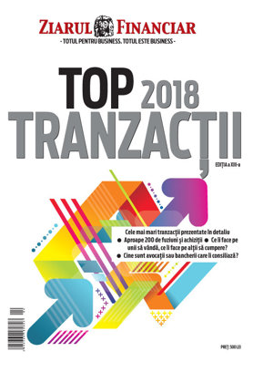 E-Paper: Top Tranzacţii 2018