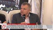 Transmisiune LIVE. Conferinţa România 100 de ani de Business: Cum trecem de la idee la business? 100 de idei să creştem!