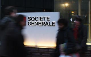 Profitul Societe Generale scade de 6 ori in T3 din cauza expunerii pe piata din SUA
