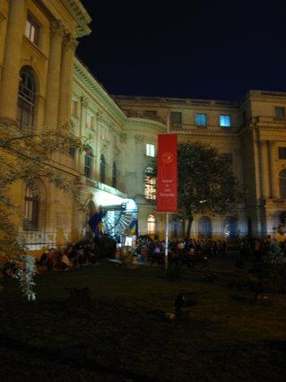 Noapte alba prin muzee