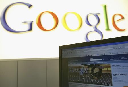 problème sur google