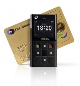 Modu, cel mai usor telefon din lume, va fi lansat in Romania de Vodafone