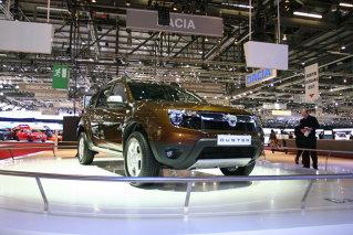 Dacia Duster intra in World Records Academy drept cel mai accesibil SUV din lume