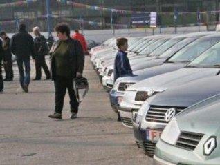 Statul vinde masinile recuperate de la datornici la superoferta