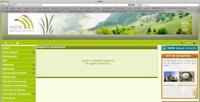 Ministerul Agriculturii dă 25 de milioane de euro pentru un site, un newsletter şi 100 de broşuri de 60 de pagini cu informaţii despre fondurile UE