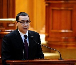 Ponta: USL este dispusă să-şi asume guvernarea cu mine premier