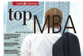 E-paper Top MBA: Ghidul programelor MBA, analize şi interviuri despre o piaţă de 4 milioane de euro