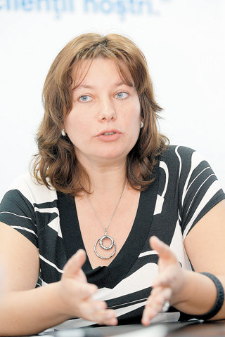 Lucia Constantin, HR Manager al Cegedim Romania: Nu vrem sa robotizam oamenii, ci sa-i tratam ca personalitati distincte