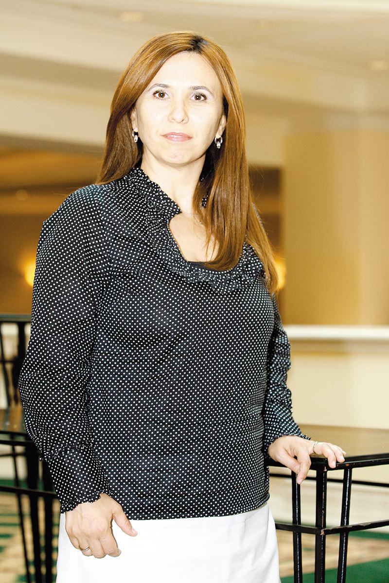 Cele mai puternice femei din România: Irina Radu, Solmar Trading Grup