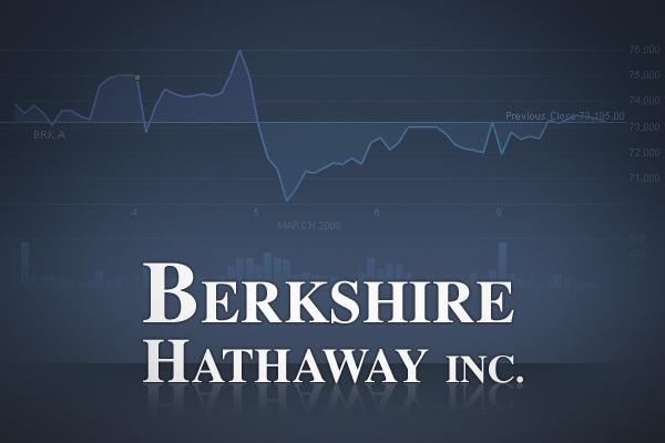 Berkshire Hathaway Logo. inapoi la articol vezi