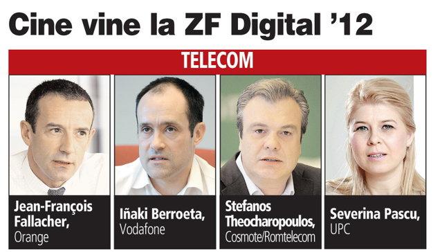 40 de manageri din IT&C vor veni 2 zile la ZF Digital. Dacă lipseşti înseamnă că nu contezi în această industrie
