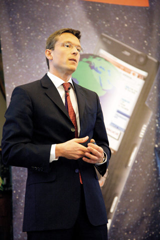Vodafone: In 2009 s-au vandut 400.000 de smartphone-uri