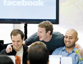 Facebook este evaluată mai nou la 100 mld. $