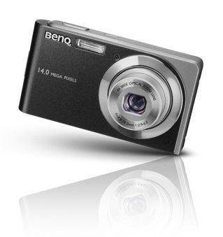 BenQ lansează în România o cameră foto de 14 megapixeli - E1465