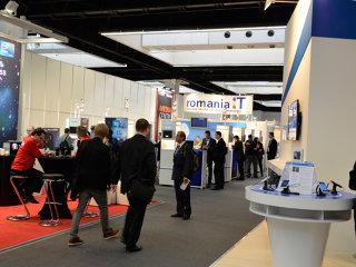 Standul României de la Mobile World Congress din Barcelona
