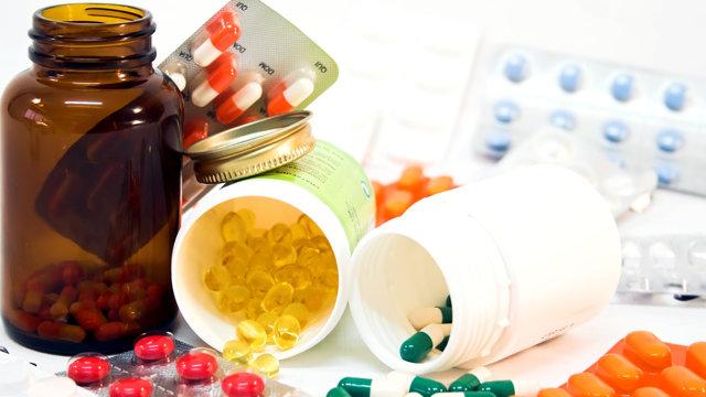 Preţul mediu al unei cutii de medicamente s-a dublat în ultimii şapte ani