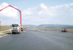 autostrada Transilvania,Turda Gilau