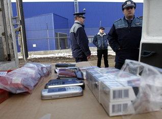 Fiscul deschide luni primul magazin de mărfuri confiscate din Bucureşti