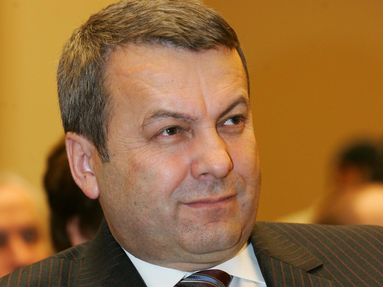 Gheorghe Ialomiţianu, ministrul finanţelor