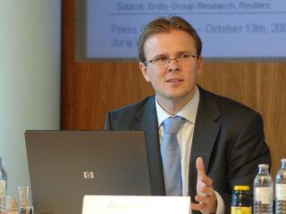 Erste: România e mai rezistentă acum la şocurile externe decât a fost în 2008
