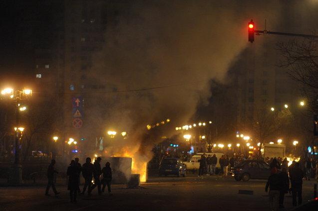 Stiri 2012 Proteste-bucuresti
