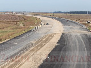 Guvernul eşuează al doilea an consecutiv în a deschide măcar un tronson la Autostrada Transilvania