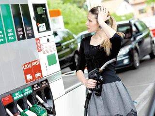 """""""Suferinţa"""" la pompe: România, pe locul opt în lume în funcţie de efortul financiar pentru a cumpăra un litru de carburant"""
