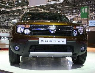 Noua din zece SUV-uri Duster pleaca la export in Europa de Vest